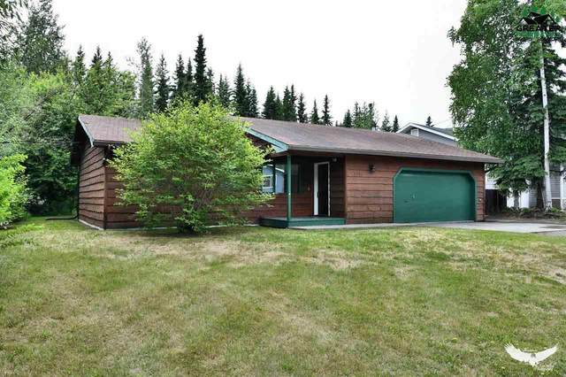 339 Shannon Drive, Fairbanks, AK 99701 (MLS #147358) :: Powered By Lymburner Realty
