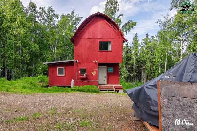 2834 King Arthur Way, Fairbanks, AK 99709 (MLS #147410) :: RE/MAX Associates of Fairbanks