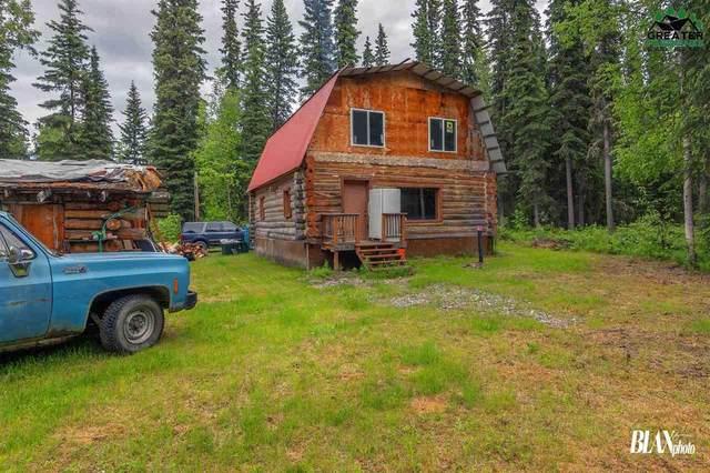 8323 Richardson Highway, Salcha, AK 99714 (MLS #147416) :: RE/MAX Associates of Fairbanks