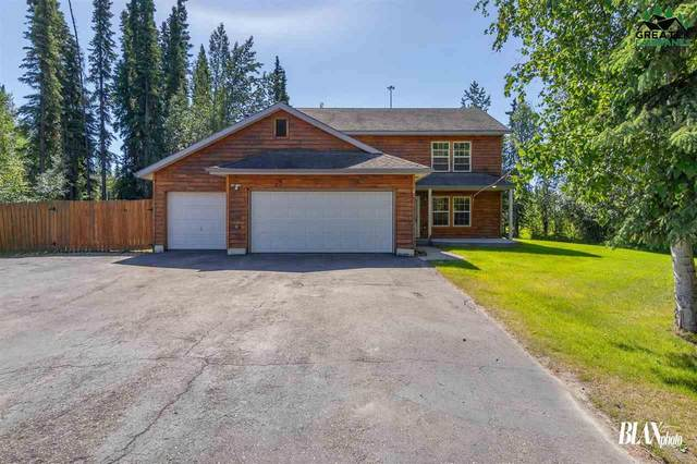 2945 Doughchee Avenue, North Pole, AK 99705 (MLS #147420) :: Powered By Lymburner Realty