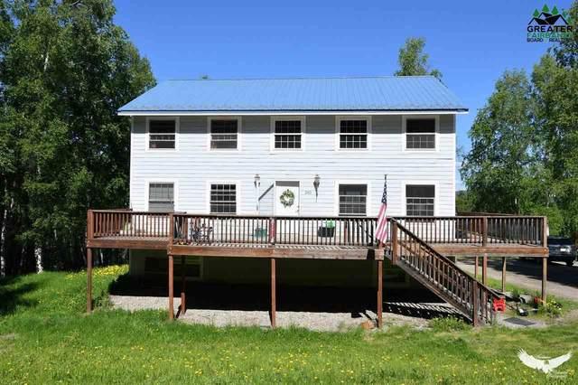 260 Eagle Ridge Road, Fairbanks, AK 99712 (MLS #147429) :: Powered By Lymburner Realty