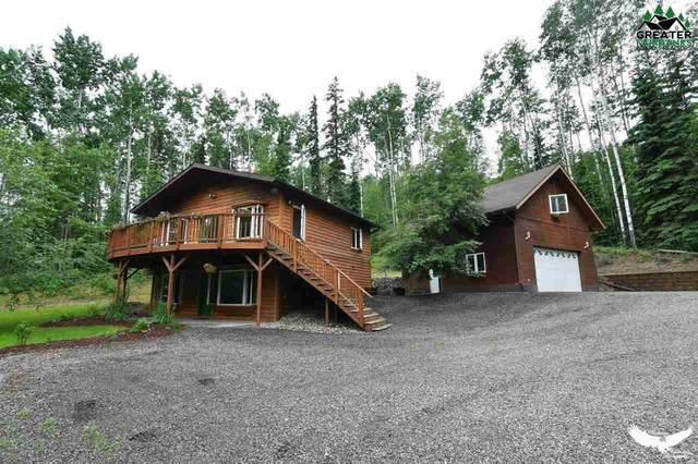 3049 Forrest Drive, Fairbanks, AK 99709 (MLS #147440) :: Powered By Lymburner Realty