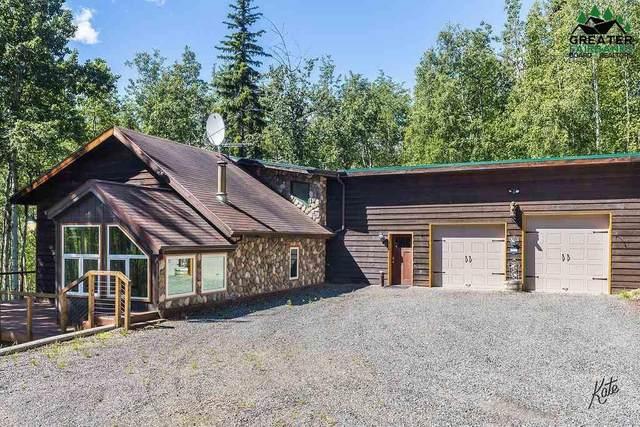 3751 Spinach Creek Road, Fairbanks, AK 99709 (MLS #147446) :: Powered By Lymburner Realty