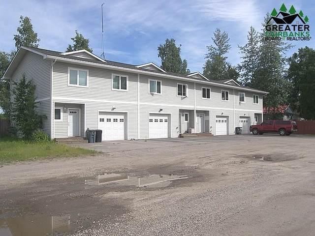705 24TH AVENUE, Fairbanks, AK 99701 (MLS #147449) :: Powered By Lymburner Realty