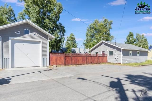 303 Minnie Street, Fairbanks, AK 99701 (MLS #147526) :: RE/MAX Associates of Fairbanks