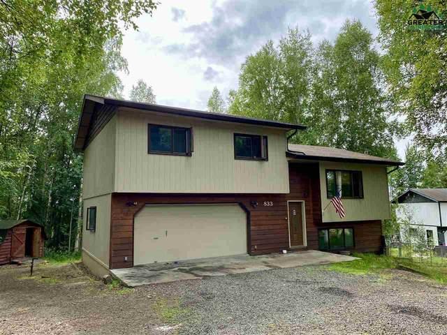 833 Ridge Loop Road, North Pole, AK 99705 (MLS #147660) :: RE/MAX Associates of Fairbanks