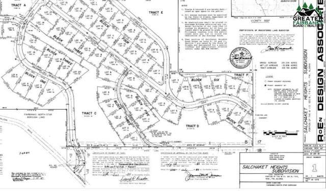 NHN Peregrine Ridge Road, Harding, AK 99714 (MLS #147680) :: RE/MAX Associates of Fairbanks