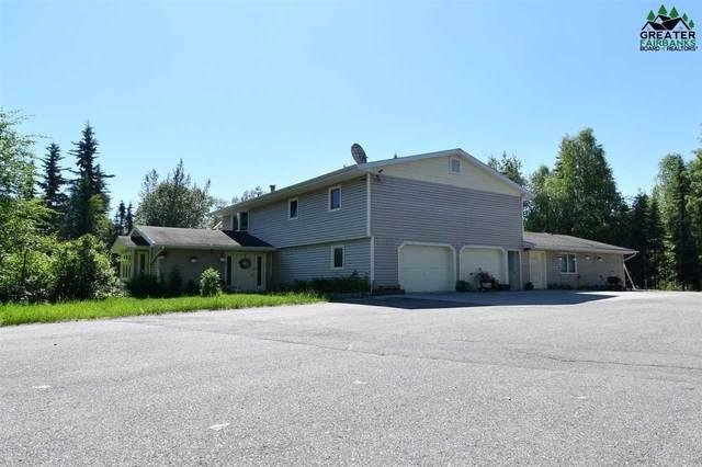 981 Blanket Boulevard, North Pole, AK 99705 (MLS #147709) :: RE/MAX Associates of Fairbanks