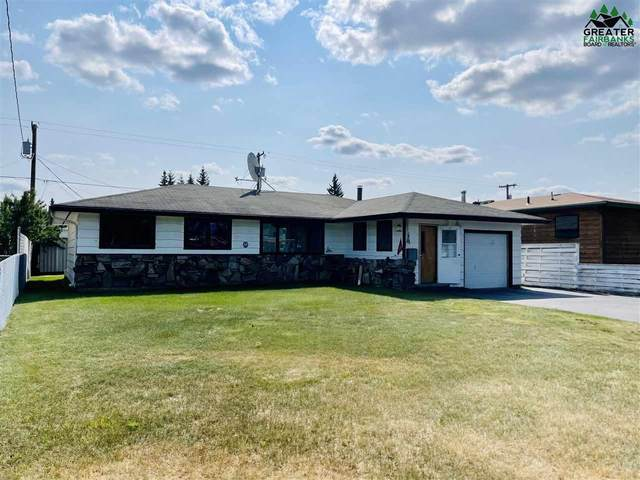 33 Eureka Avenue, Fairbanks, AK 99701 (MLS #147783) :: RE/MAX Associates of Fairbanks