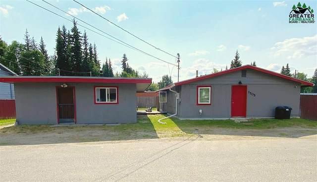 1505 Carr Avenue, Fairbanks, AK 99701 (MLS #147789) :: RE/MAX Associates of Fairbanks