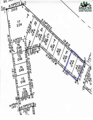 L84-85 Tanana, Delta Junction, AK 99737 (MLS #147800) :: RE/MAX Associates of Fairbanks