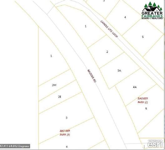 nhn Badger Road, North Pole, AK 99705 (MLS #147805) :: RE/MAX Associates of Fairbanks