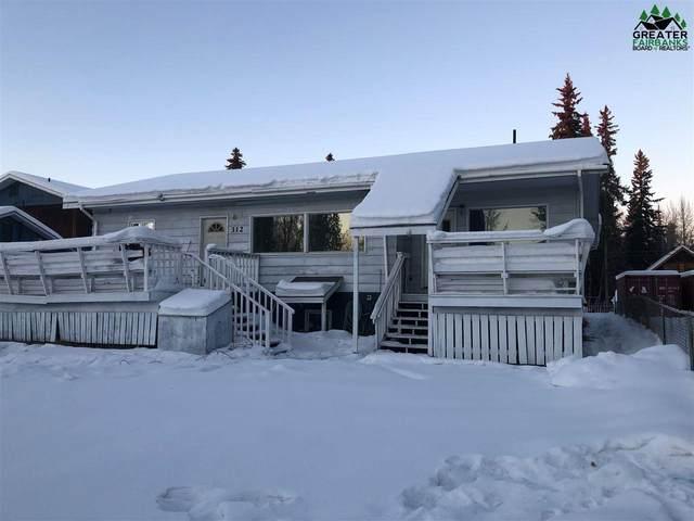 312 Farewell Avenue, Fairbanks, AK 99701 (MLS #147849) :: RE/MAX Associates of Fairbanks