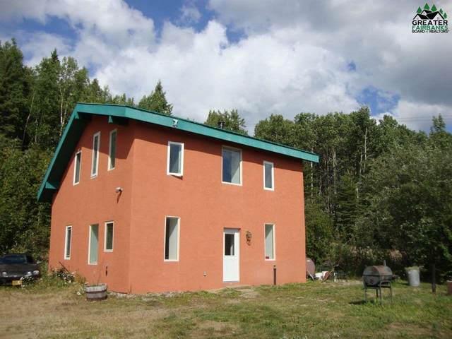 4710 Old Nenana Highway, Ester, AK 99725 (MLS #147867) :: RE/MAX Associates of Fairbanks