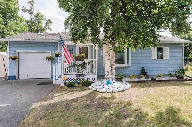1153 Gregory Street, Fairbanks, AK 99701 (MLS #147895) :: RE/MAX Associates of Fairbanks