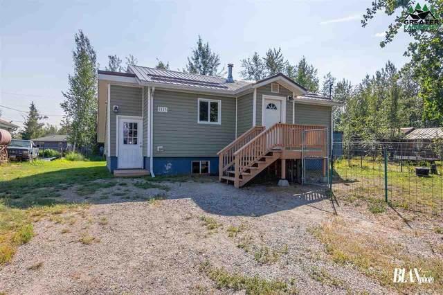 1115 21ST AVENUE, Fairbanks, AK 99701 (MLS #147897) :: RE/MAX Associates of Fairbanks