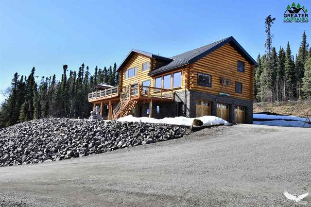 1150 Cartleb Road, Fairbanks, AK 99712 (MLS #147903) :: RE/MAX Associates of Fairbanks