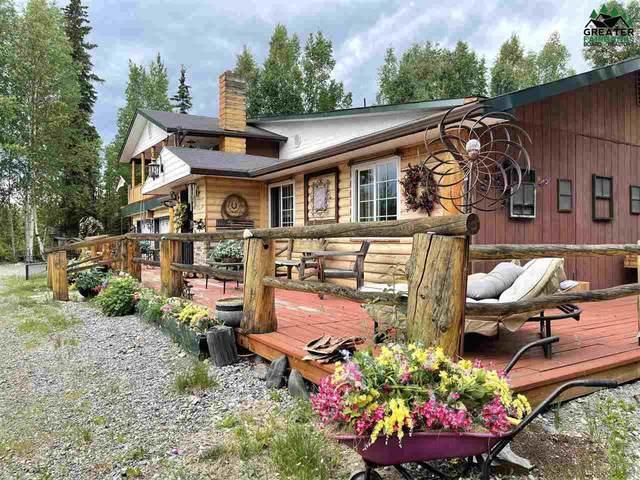 1130 Vicki Lane, North Pole, AK 99705 (MLS #147933) :: RE/MAX Associates of Fairbanks