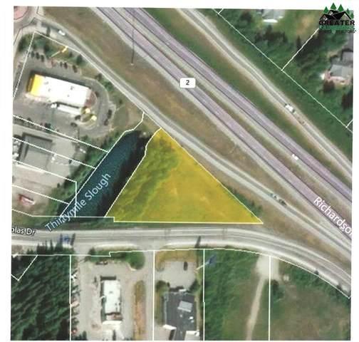 Lot 931 Saint Nicholas Drive, North Pole, AK 99705 (MLS #147981) :: RE/MAX Associates of Fairbanks