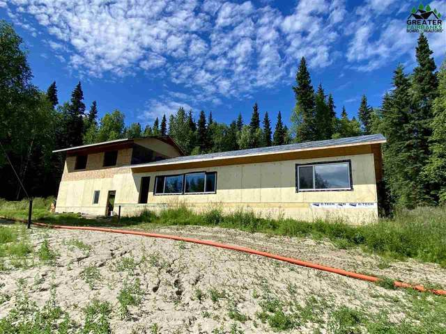 6128 Chena Hot Springs Road, Fairbanks, AK 99712 (MLS #147997) :: RE/MAX Associates of Fairbanks