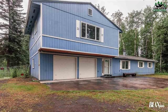 3809 Kensington Avenue, North Pole, AK 99705 (MLS #148061) :: RE/MAX Associates of Fairbanks