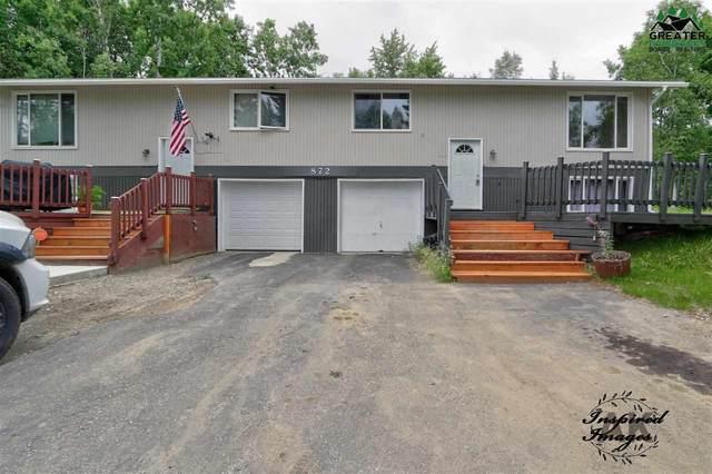 872 Ridge Loop Road, North Pole, AK 99705 (MLS #148075) :: RE/MAX Associates of Fairbanks