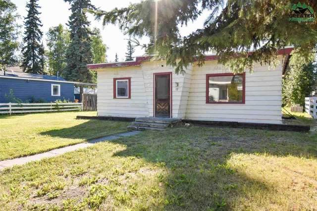 12 Bonnie Avenue, Fairbanks, AK 99701 (MLS #148112) :: RE/MAX Associates of Fairbanks