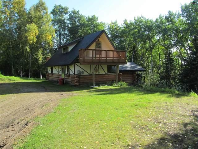 1536 Scenic Loop, Fairbanks, AK 99709 (MLS #148257) :: RE/MAX Associates of Fairbanks