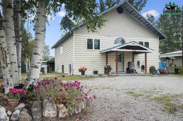 1108 21ST AVENUE, Fairbanks, AK 99701 (MLS #148290) :: RE/MAX Associates of Fairbanks