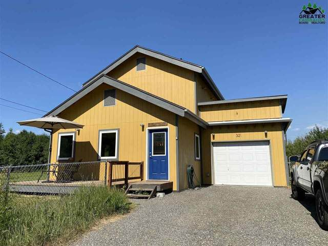 321 Noyes Street, Fairbanks, AK 99701 (MLS #148353) :: RE/MAX Associates of Fairbanks