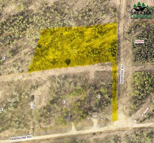 Lot 10 Pandaluna Avenue, Fairbanks, AK 99709 (MLS #148370) :: RE/MAX Associates of Fairbanks