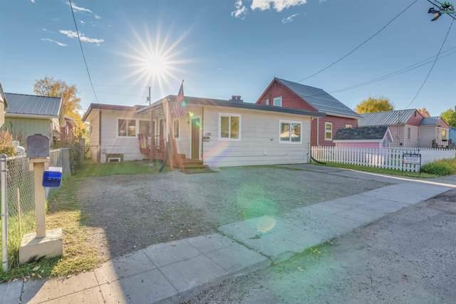 1105 3RD AVENUE, Fairbanks, AK 99701 (MLS #148381) :: RE/MAX Associates of Fairbanks