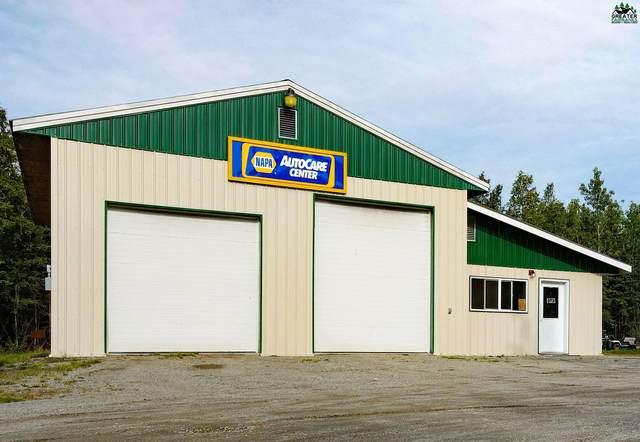 3460 E Nistler Road, Delta Junction, AK 99737 (MLS #148420) :: RE/MAX Associates of Fairbanks