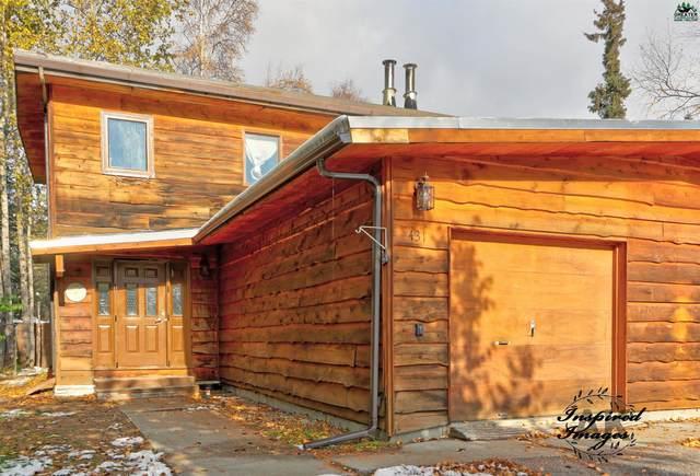 431 E 8TH AVENUE, North Pole, AK 99705 (MLS #148472) :: RE/MAX Associates of Fairbanks