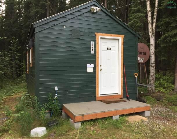 561 Nature Trail, Fairbanks, AK 99709 (MLS #148522) :: RE/MAX Associates of Fairbanks