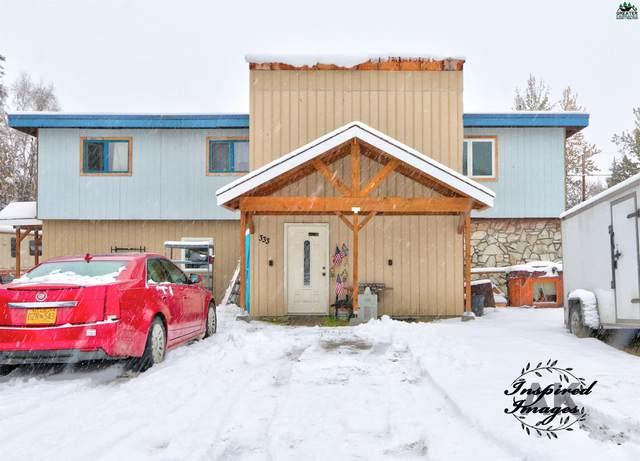 333 Dunbar Avenue, Fairbanks, AK 99701 (MLS #148525) :: RE/MAX Associates of Fairbanks