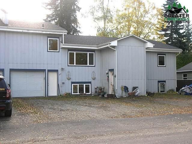 825 Andrew Street, Fairbanks, AK 99701 (MLS #148540) :: RE/MAX Associates of Fairbanks