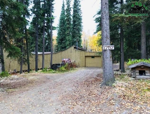 1757 Rise Road, Fairbanks, AK 99709 (MLS #148585) :: RE/MAX Associates of Fairbanks