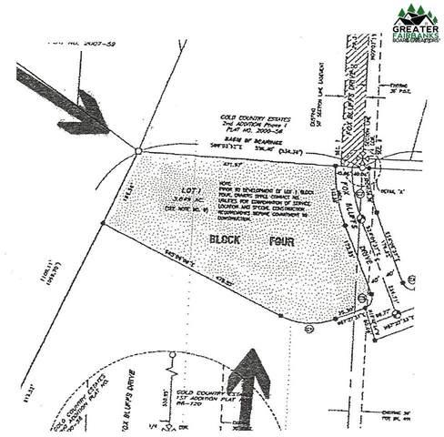 Lot 1 Block 4 Polkadot Drive, Fairbanks, AK 99712 (MLS #115769) :: Powered By Lymburner Realty