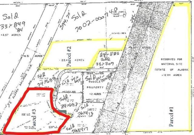Mile 310 Parks Highway, Nenana, AK 99760 (MLS #132883) :: Madden Real Estate