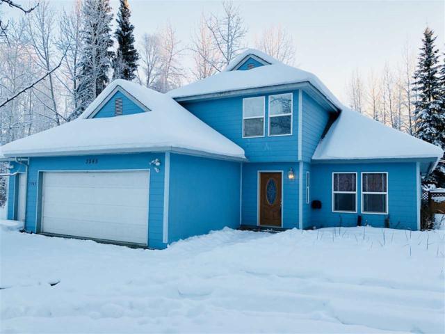 3545 Biathalon Avenue, North Pole, AK 99705 (MLS #135638) :: Madden Real Estate