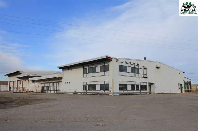730 Old Steese Highway, Fairbanks, AK 99701 (MLS #136532) :: Powered By Lymburner Realty