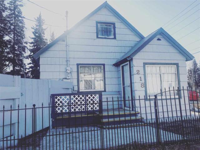 218 Driveway Street, Fairbanks, AK 99701 (MLS #136563) :: Madden Real Estate
