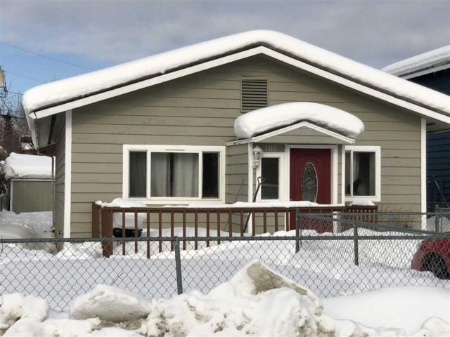 1010 27TH AVENUE, Fairbanks, AK 99701 (MLS #136618) :: Madden Real Estate