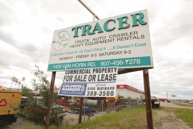 1435 Van Horn Road, Fairbanks, AK 99701 (MLS #136679) :: Madden Real Estate