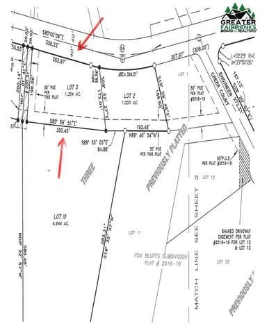 Lot 3 Block 3 Polkadot Drive, Fairbanks, AK 99712 (MLS #137374) :: Powered By Lymburner Realty