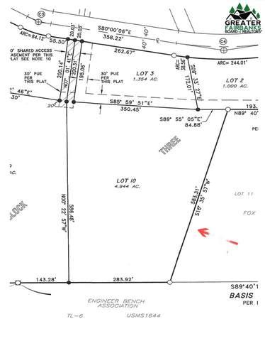 Lot 10 Block 3 Polkadot Drive, Fairbanks, AK 99712 (MLS #137382) :: Powered By Lymburner Realty
