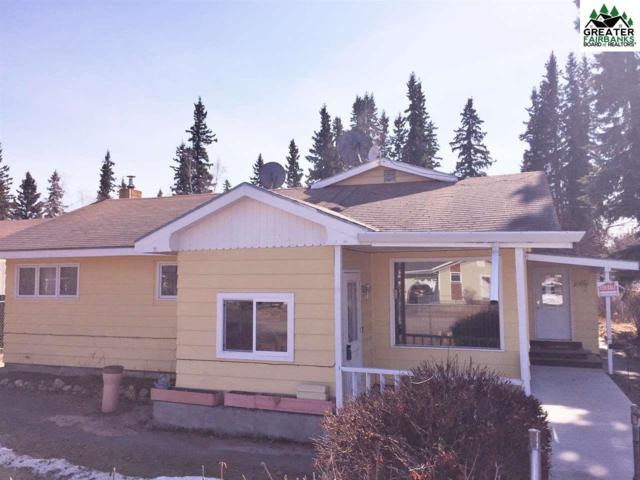 217 Dunbar Avenue, Fairbanks, AK 99701 (MLS #137954) :: Powered By Lymburner Realty