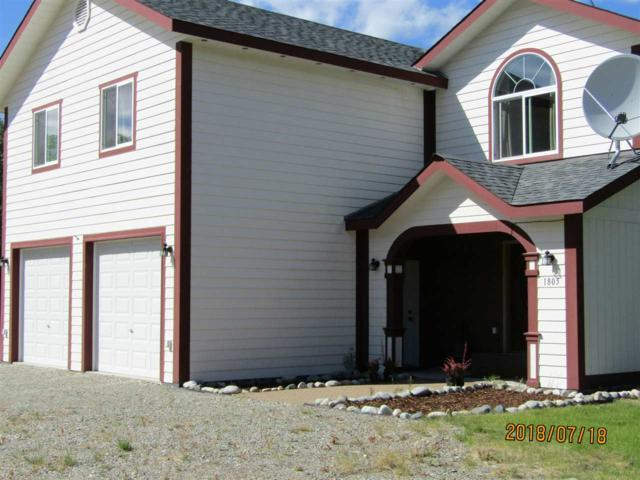 1805 Creekside Drive, Delta Junction, AK 99737 (MLS #137993) :: Madden Real Estate