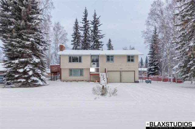 414 Lignite Avenue, Fairbanks, AK 99701 (MLS #138896) :: Madden Real Estate